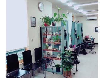 ヘアカット サンアンドムーン(SUN&MOON)(東京都世田谷区)