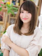 *bliss浦和*グラデカラー&斜めバング☆外国人風ワンカールa.25