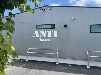 アンチ ブーン(ANTI boon)(岐阜県岐阜市/美容室)