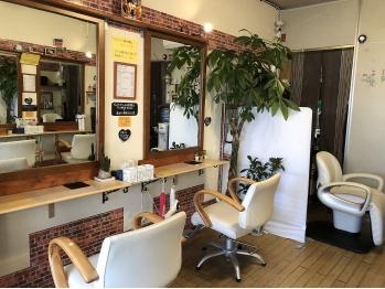 ヘアカラー美容室マロン