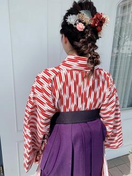 袴&振袖※卒業式&成人式スタイル56