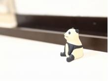 可愛いパンダが待ってます♪