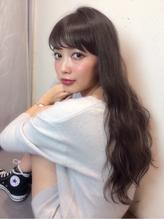 Real 遠藤眞実】外国人風アッシュグレージュカラー×ロング☆ カントリー.24