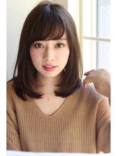 【GARDEN】ワンカールが可愛い小顔ミディアム(田塚裕志) .51