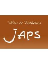 ヘアーアンドエステ ジャップス(JAPS)