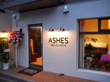 アシェス サロンドコワフュール(ASHES salon de coiffure)の写真