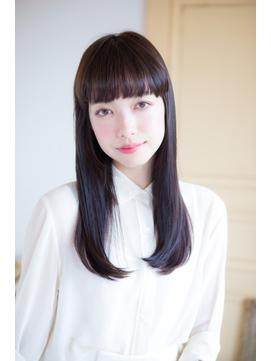 暗髪のオーガニックカラー×髪質改善×南浦和×白髪染めでも◎