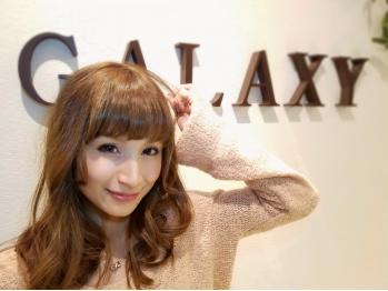 ギャラクシー 草津店(GALAXY)(美容室)