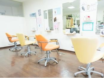 ヘア スタジオ トゥーシー HAIR STUDIO TWO;C 本店