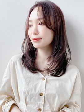 [K-two青山]ワンカールでナチュラルこなれヘア/モテ髪カタログ