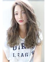 【Blanc/難波】グレージュ_グラデーションカラー_ハイライト.48