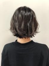 【elama】ラフボブ.55
