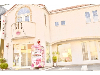 ヘアメイク アンティ(福島県福島市/美容室)