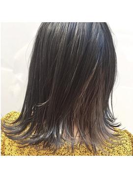 おしゃれヘア☆黒髪でも可愛いインナーカラー