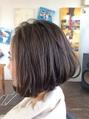 一人ひとりの髪質・お悩みを丁寧にカウンセリング!髪のダメージや状態を見極め、あなたに合わせたヘアケアをご提案♪髪の毛の内側からダメージを補修・外側をコーティングすることで、パーマやカラーの色モチもUP◇