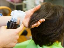 《人気メニュー♪》驚きの価格で叶う、うる艶美髪…パーマやカラーとセットで断然長持ち&ツヤ感UP!