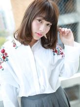 ☆フェミニンタンバルモリヘア☆ フェミニン.17