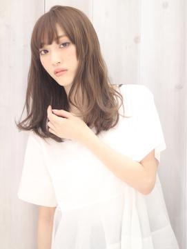 【K-two京都】フレンチカラー×ゆるセミディー【四条烏丸】
