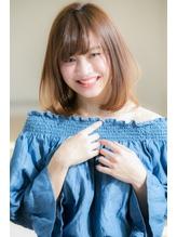 【Euphoria銀座本店/斎藤】 美髪ふわミディカール.42