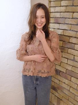【COLO吉祥寺】ロングバングミディ