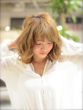 MARIOstyle☆イメージアーリーモーニングイエローアッシュ
