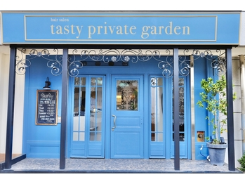 テイスティプライベートガーデン(Tasty private garden)(大阪府堺市北区/美容室)