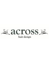 アクロス ヘアー デザイン 蒲田東口(across hairdesign)