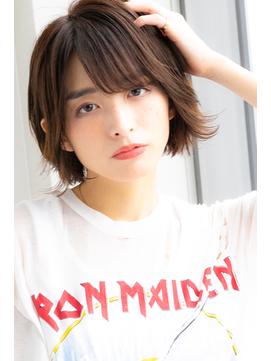 耳かけ☆透明感イルミナアッシュベージュ 中野ヌーンstyle60