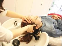 スパニストによるプロの技をあなたに♪一人ひとり異なるパーソナルSpaで美しい髪・地肌へ!!