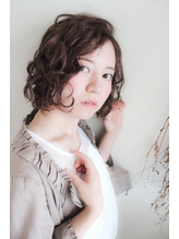 ☆外国人風ゆるふわショート☆.18
