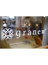 グラニュー(granew)