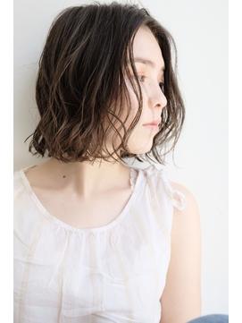 【ささきまさき】髪質改善カット+オリーブベージュ