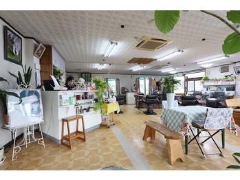美容室 春きの店(鹿児島県出水市/美容室)