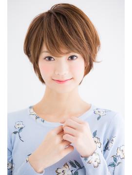 【NEUTRAL青木佳子】大人女子におすすめ 可愛いショートスタイル