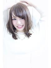 dee 【ノンブリーチ】ミルクティーナチュラルミディ .3