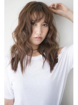 カーリーバング&フェミニティ・ピンク【ONE東戸塚】