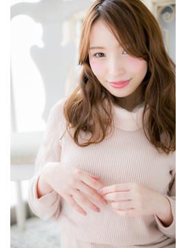 【シエル松戸】斜めバング☆グラマラスドーリーロング♪a