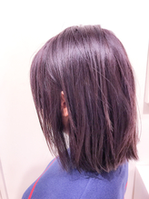 EIGHT shinjuku 【エイト】 新宿店  外ハネ3Dパープル エイジング.44
