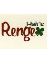 ヘアーズ レンゲ(Hair's Renge)