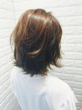 本日のお客様☆2017夏のトレンドスタイル Oggi.32