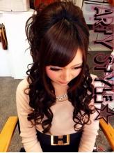 ★*かぶせちらしハーフUP*★ 盛り髪.48