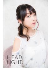 *Ursus hair*◆普段のお出かけにも◆簡単アレンジスタイル ハーフアップ.12