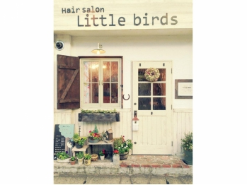 ヘアサロン リトルバード(Hair salon Little birds)(三重県津市/美容室)