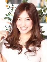 インパクト大のIライン巻き髪ロング【横須賀中央】 .39