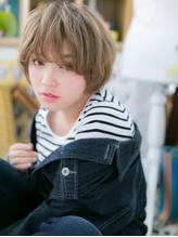 *bliss戸田公園*ふわくしゅ◎外国人風小顔マッシュショートa.13