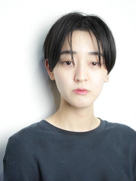 「センターパート で イメチェン ショート」牧田じゅん vo8.