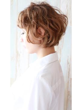 LiLy hair design ~ カジュアルパーマスタイル