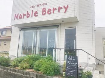 ヘアーワークス マーブルベリー(Hair Works Marble Berry)(愛媛県西条市/美容室)