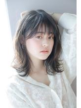 【drive for garden一番合戦彩】外ハネミディで簡単スタイリング.56