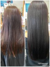 髪質改善髪修復ハリコシ白髪染め.58